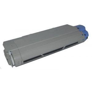 Toner PEACH R OKI 43865724 (do C 5850), black