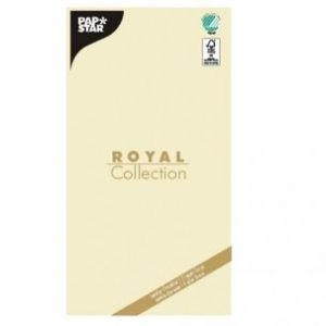 Obrus PAPSTAR Royal Collection 120x180 szampan