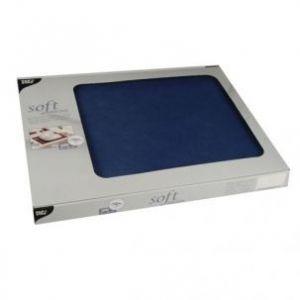 Podkładki na stół PAPSTAR Soft Selection,30x40 c.nieb 100szt. włóknina