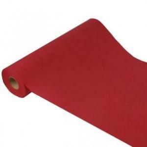 Bieżnik PAPSTAR Soft Selection w rolce 24m/40cm czerwony Soft Selection, włóknina