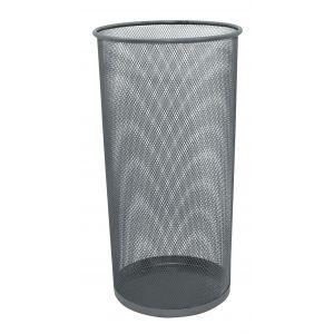 Stojak na parasole Q-CONNECT Office Set, metalowy, srebrny
