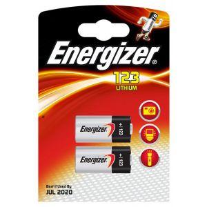 Bateria ENERGIZER Photo Lithium, 123,3V, 2szt.