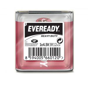 Bateria EVEREADY Heavy Duty, 3R12, 4,5V