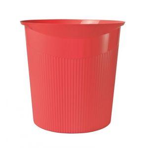 Kosz na śmieci HAN Loop I-Colour, 13l, czerwony