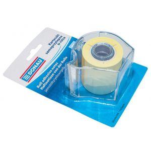 Self-adhesive sheets, roll, DONAU, 50mmx10m, light yellow