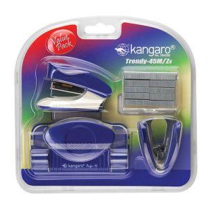 Zestaw KANGARO Trendy-45M/Z4, 4w1, blister, niebieski