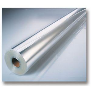 Gift wrap foil, FOLIA PAPER, 50x500cm, roll, transparent
