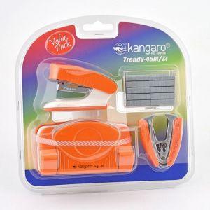 Zestaw KANGARO Trendy-45M/Z4, 4w1, blister, pomarańczowy
