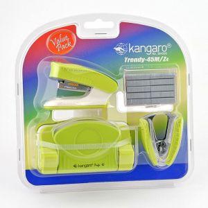 Zestaw KANGARO Trendy-45M/Z4, 4w1, blister, zielony