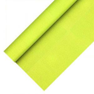 "Obrusy z włókniny, ""PAPSTAR soft selection plus"", rozmiar 25m/1,18m kolor: limonka"