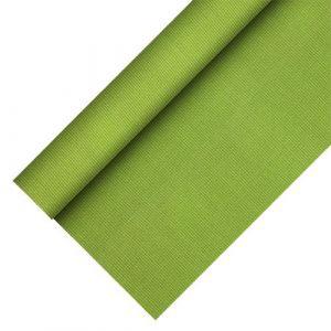 """Obrusy z włókniny, """"PAPSTAR soft selection plus"""", rozmiar 25m/1,18m kolor: oliwkowy"""