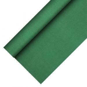 """Obrusy z włókniny, """"PAPSTAR soft selection plus"""", rozmiar 25m/1,18m kolor: ciemny zielony"""