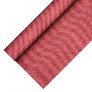 """Obrusy z włókniny, """"PAPSTAR soft selection plus"""", rozmiar 25m/1,18m kolor: bordowy"""