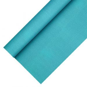 """Obrusy z włókniny, """"PAPSTAR soft selection plus"""", rozmiar 25m/1,18m kolor: turkusowy"""