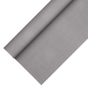 "Obrusy z włókniny, ""PAPSTAR soft selection plus"", rozmiar 25m/1,18m kolor: szary"