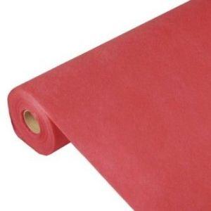 Obrusy z włókniny Soft Selection plus 40m, czerwony