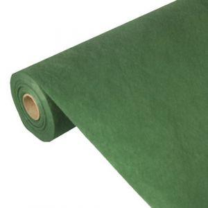 """Obrusy z włókniny, """"PAPSTAR soft selection plus"""", rozmiar 40m/0,9m kolor: ciemny zielony"""