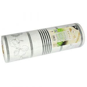 Bieżnik PAPSTAR ROYAL Collection z PV-Tissue Mix przypominającej tkaninę,w rolce 24m/40cm czarny, bibuła
