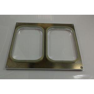 Ramka, matryca do tacek 160x112mm small catering, maszyna AG02