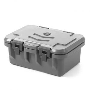 Thermo-insulated catering container G