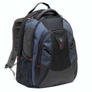 "Plecak WENGER Mythos, 16"", 370x470x260mm, niebieski"