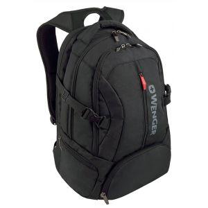 """Plecak WENGER Transit, 16"""", 350x460x270mm, czarny"""