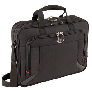 "Torba na laptopa WENGER Prospectus, 16"", 420x330x150mm, czarna"