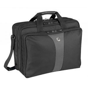 """Torba na laptopa WENGER Legacy, 17"""", 420x320x210mm, czarna/szara"""