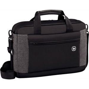 "Torba na laptopa WENGER Underground, 16"", 430x310x90mm, czarna/szara"