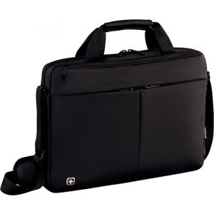 "Torba na laptopa WENGER Slim Format, 14"", 390x260x80mm, czarna"