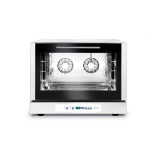 Piec Piekarniczy, Konwekcyjny Z Nawilżaniem 4X600X400Mm - Elektryczny, Sterowanie Elektroniczne, Programowalnytrójfazowy