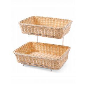 Bread baskets - rectangular Gn 1/2