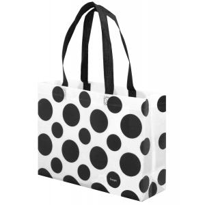EKO torba na zakupy ultra mini GROCHY 8L 35x10x25cm (k/100)