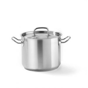 KITCHEN LINE high pot with lid 5L