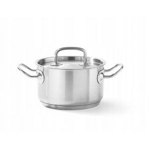 Medium pot Kitchen Line with lid 1.7L