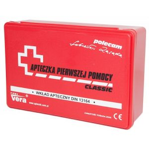 Universal First Aid Kit CERVA, in a box