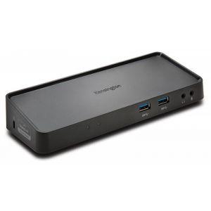 Uniwersalna stacja dokująca KENSINGTON SD3600, USB 3.0, czarna