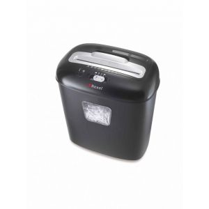 Niszczarka REXEL Duo, konfetti, P-3, 10 kart., 17l, karty kredytowe/CD, czarna