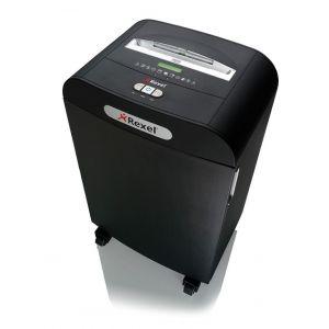 Niszczarka REXEL Mercury RDX1850, konfetti, P-3, 18 kart., 50l, karty kredytowe/CD, czarna