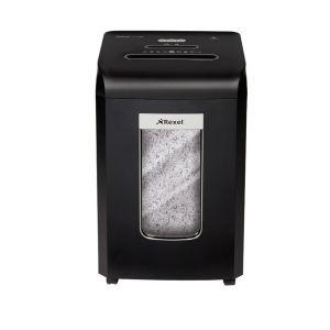 REXEL Promax RSX1538 shredder, confetti, P-4, 15 sheets, 38 l, credit cards/CDs, black