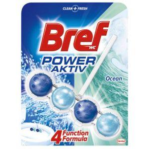Kulki toaletowe BREF Power Aktiv Ocean, 50g