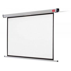 Ekran projekcyjny NOBO, ścienny, elektryczny, 4:3, 1600x1200mm, biały