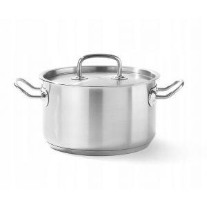 Medium pot Kitchen Line with lid 3.5L