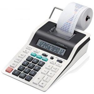 Printing calculator, CITIZEN CX-32N, 12-digit, 226x147mm, black & white