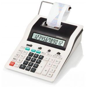 Kalkulator drukujący CITIZEN CX-123N, 12-cyfrowy, 267x202mm, czarno-biały
