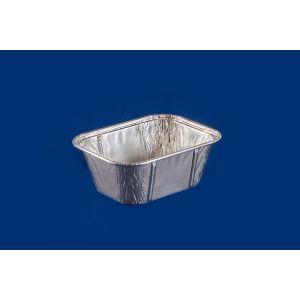 Foremka aluminiowa pojemność 251 ml, cena za opakowanie 100 szt