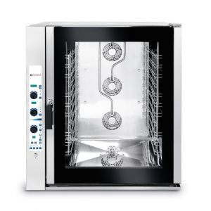 Electric combi steamer 10X Gn 2/1 - Electronic control