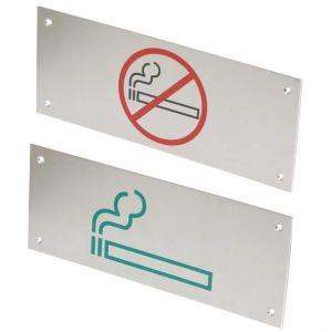 Smoking door sign - large
