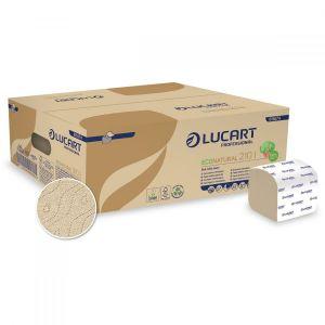 Papier toaletowy EcoNatural 210I LUCART 2W BULK op. 8400 sztuk