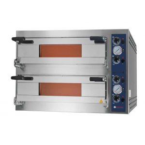 HENDI SMART 44 PLUS Pizza Oven - electromechanical controls